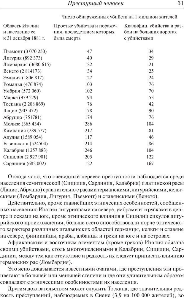 PDF. Преступный человек. Ломброзо Ч. Страница 27. Читать онлайн