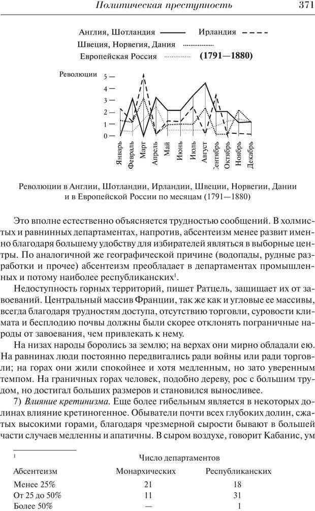 PDF. Преступный человек. Ломброзо Ч. Страница 367. Читать онлайн