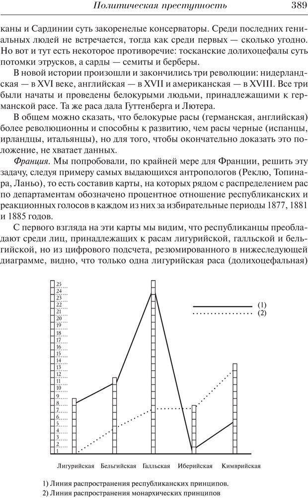 PDF. Преступный человек. Ломброзо Ч. Страница 385. Читать онлайн