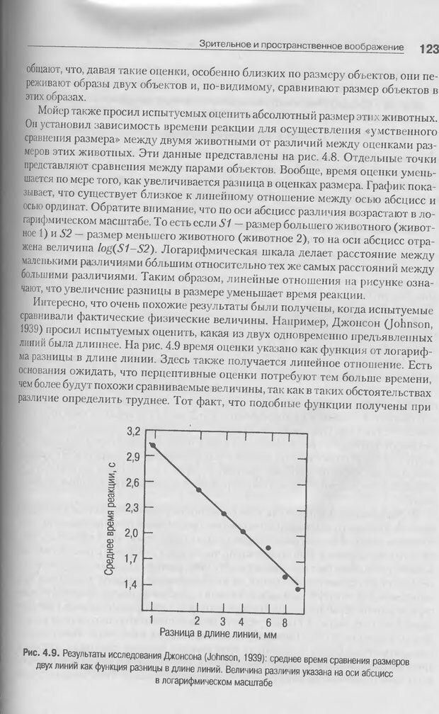 DJVU. Когнитивная психология [5-е издание]. Андерсон Д. Страница 120. Читать онлайн