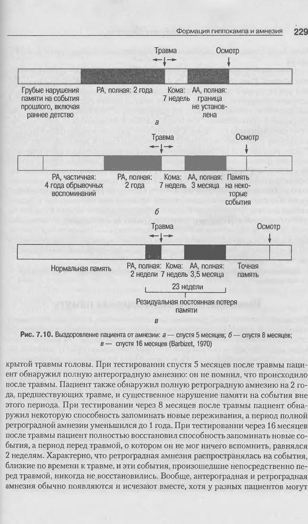 DJVU. Когнитивная психология [5-е издание]. Андерсон Д. Страница 226. Читать онлайн