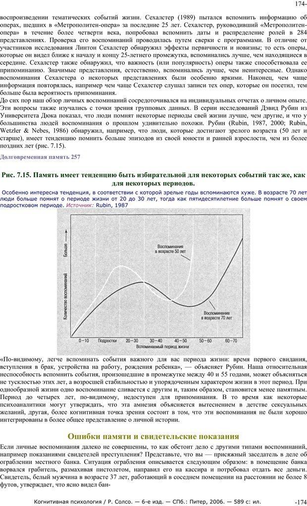 Солсо когнитивная психология скачать pdf