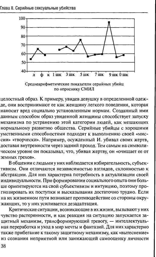 DJVU. Феномен зависимого преступника. Антонян Ю. М. Страница 37. Читать онлайн