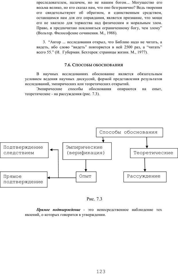 PDF. Мышление в дискуссиях и решениях задач. Милорадова Н. Г. Страница 123. Читать онлайн