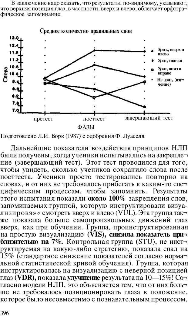 PDF. Динамическое обучение. Дилтс Р. Страница 393. Читать онлайн