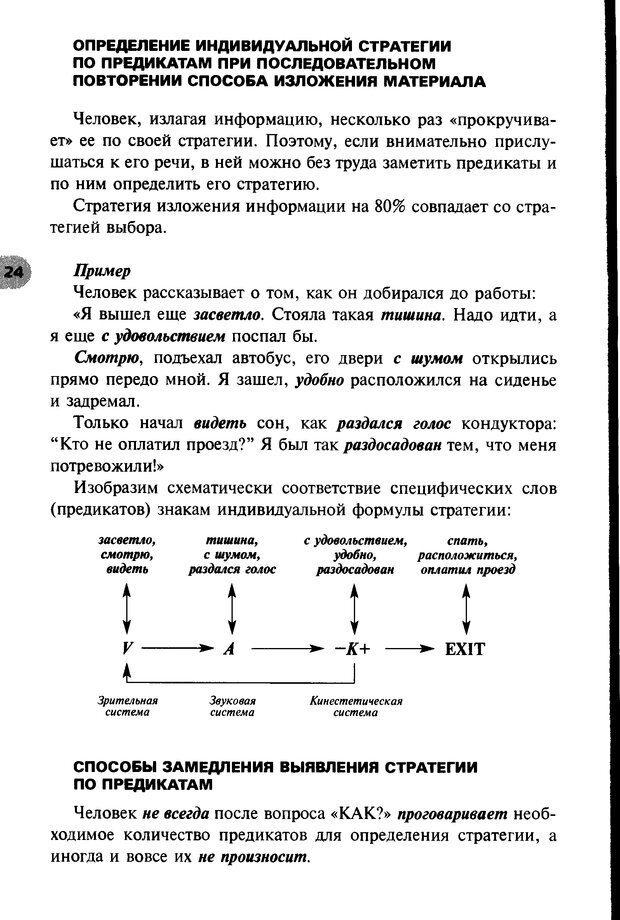 DJVU. НЛП по-русски. Воедилов Д. В. Страница 23. Читать онлайн