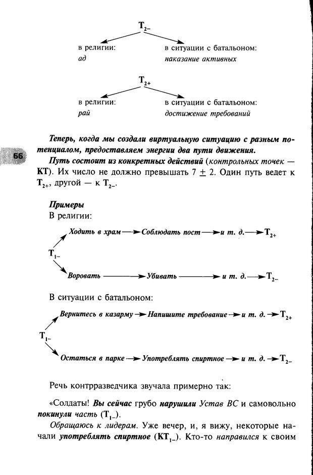 DJVU. НЛП по-русски. Воедилов Д. В. Страница 65. Читать онлайн