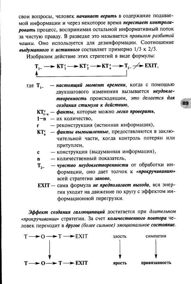 DJVU. НЛП по-русски. Воедилов Д. В. Страница 88. Читать онлайн