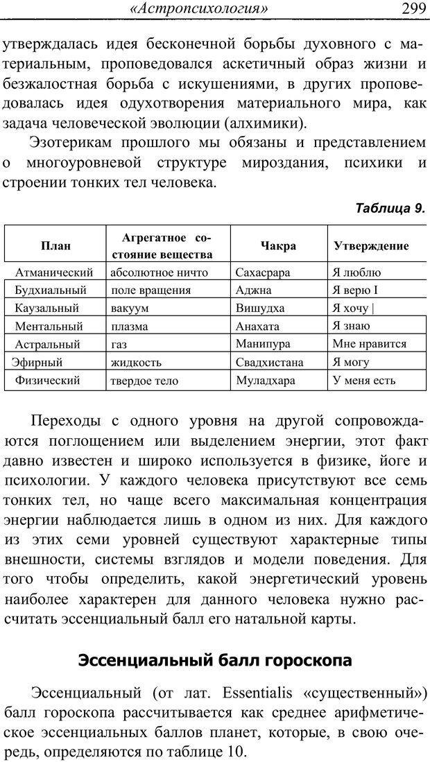 PDF. Астропсихология. Айч А. Страница 299. Читать онлайн