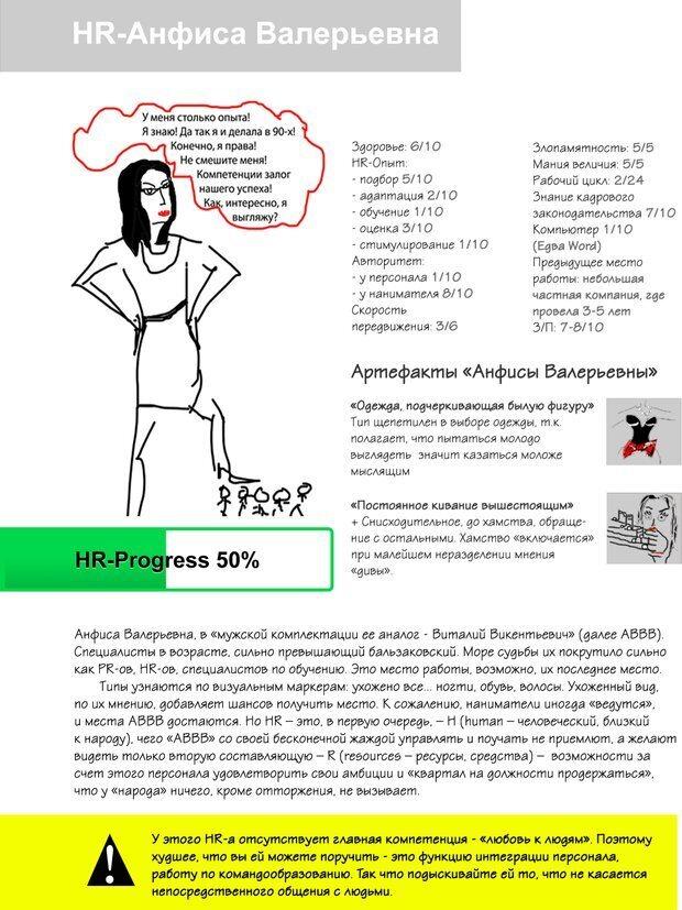 PDF. Какими бываю HR-ы. Друзья и враги вашего бизнеса. Сорокин Ю. Е. Страница 10. Читать онлайн