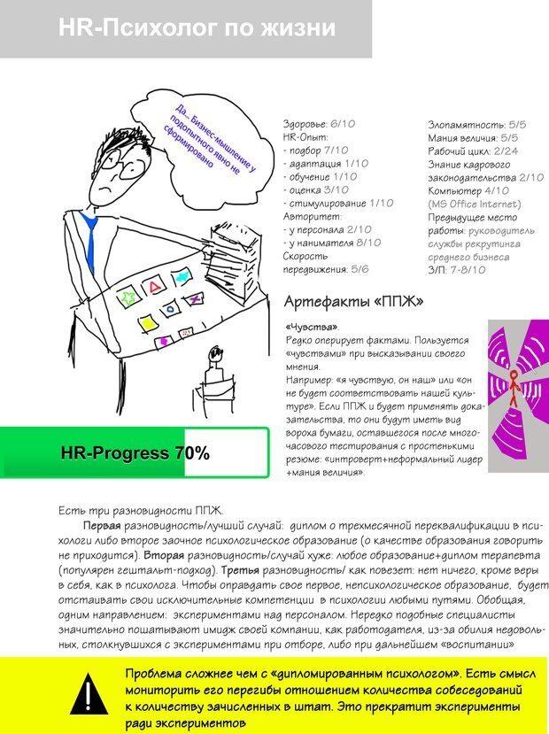 PDF. Какими бываю HR-ы. Друзья и враги вашего бизнеса. Сорокин Ю. Е. Страница 20. Читать онлайн