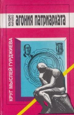 """Обложка книги """"Агония Патриархата"""""""