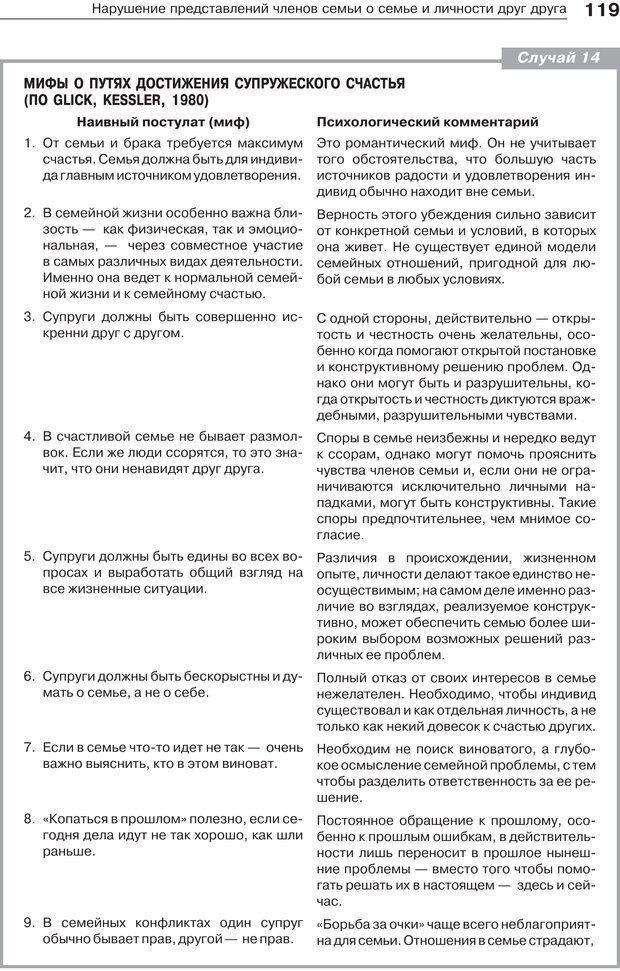 PDF. Психология и психотерапия семьи[4-е издание]. Юстицкис В. В. Страница 115. Читать онлайн