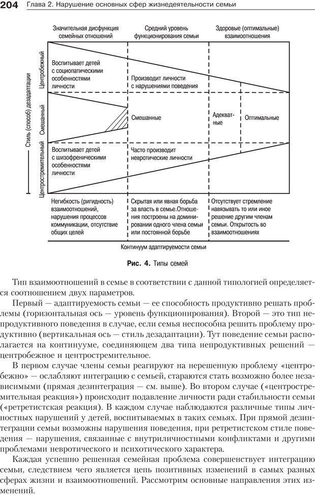 PDF. Психология и психотерапия семьи[4-е издание]. Юстицкис В. В. Страница 200. Читать онлайн