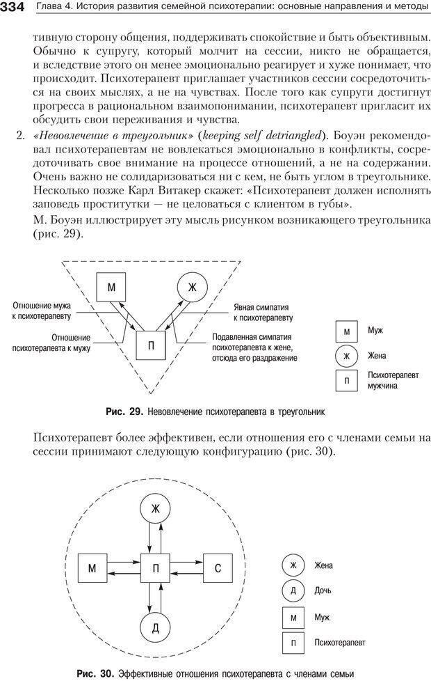 PDF. Психология и психотерапия семьи[4-е издание]. Юстицкис В. В. Страница 328. Читать онлайн