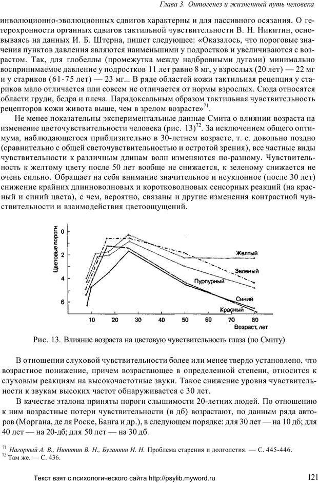 PDF. Человек как предмет познания. Ананьев Б. Г. Страница 123. Читать онлайн