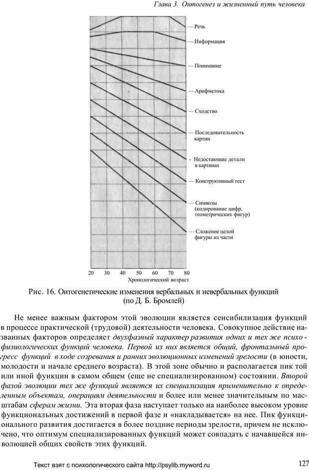 PDF. Человек как предмет познания. Ананьев Б. Г. Страница 129. Читать онлайн