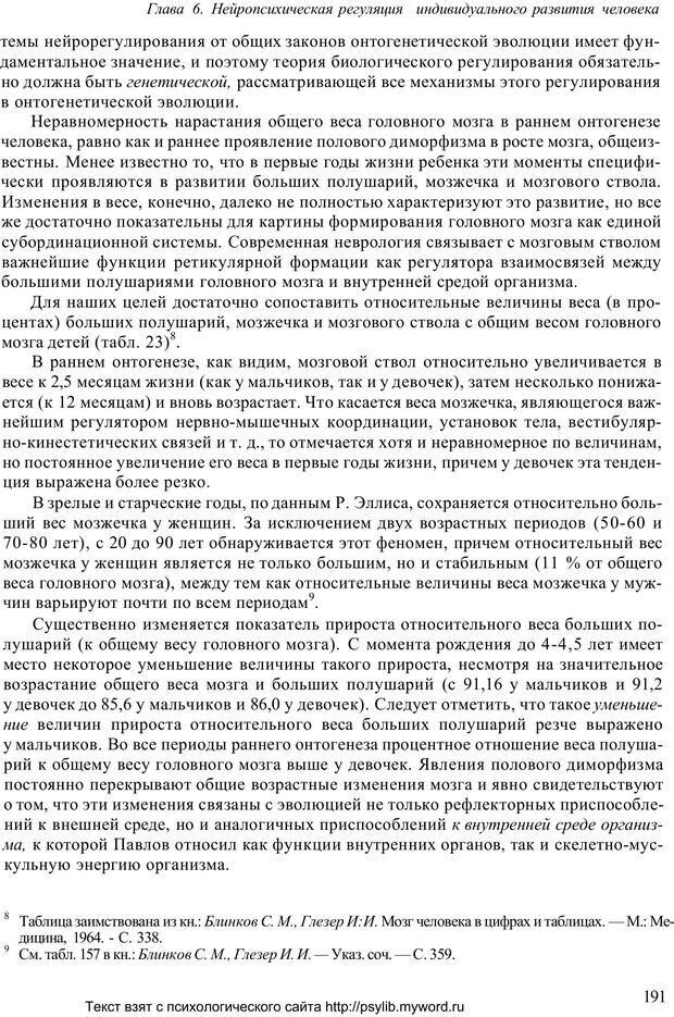 PDF. Человек как предмет познания. Ананьев Б. Г. Страница 193. Читать онлайн