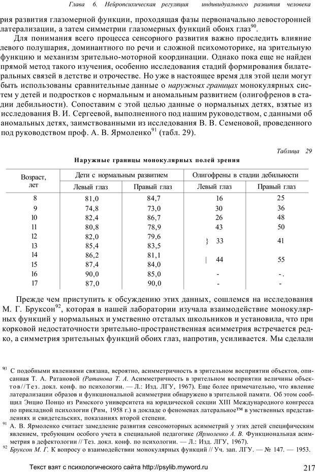PDF. Человек как предмет познания. Ананьев Б. Г. Страница 219. Читать онлайн