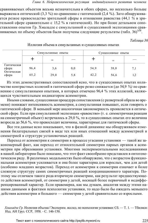 PDF. Человек как предмет познания. Ананьев Б. Г. Страница 227. Читать онлайн