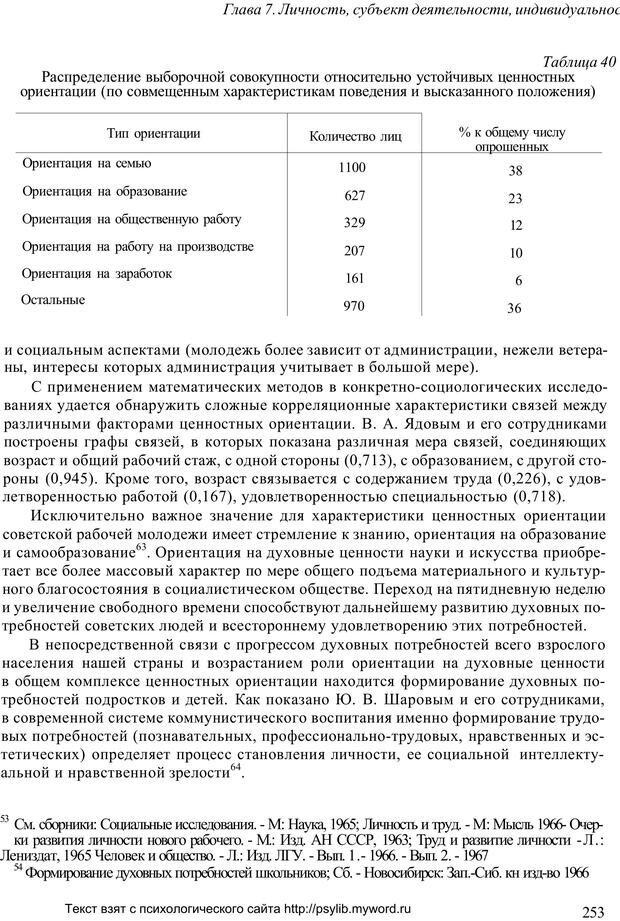 PDF. Человек как предмет познания. Ананьев Б. Г. Страница 255. Читать онлайн