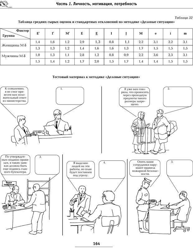 PDF. Большая энциклопедия психологических тестов. Карелин А. А. Страница 161. Читать онлайн