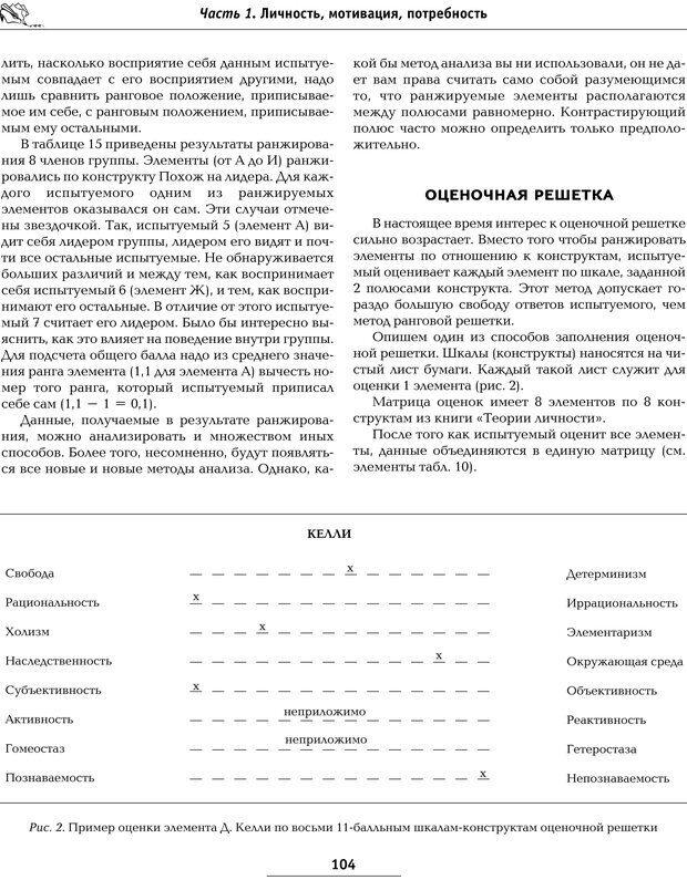 PDF. Большая энциклопедия психологических тестов. Карелин А. А. Страница 102. Читать онлайн