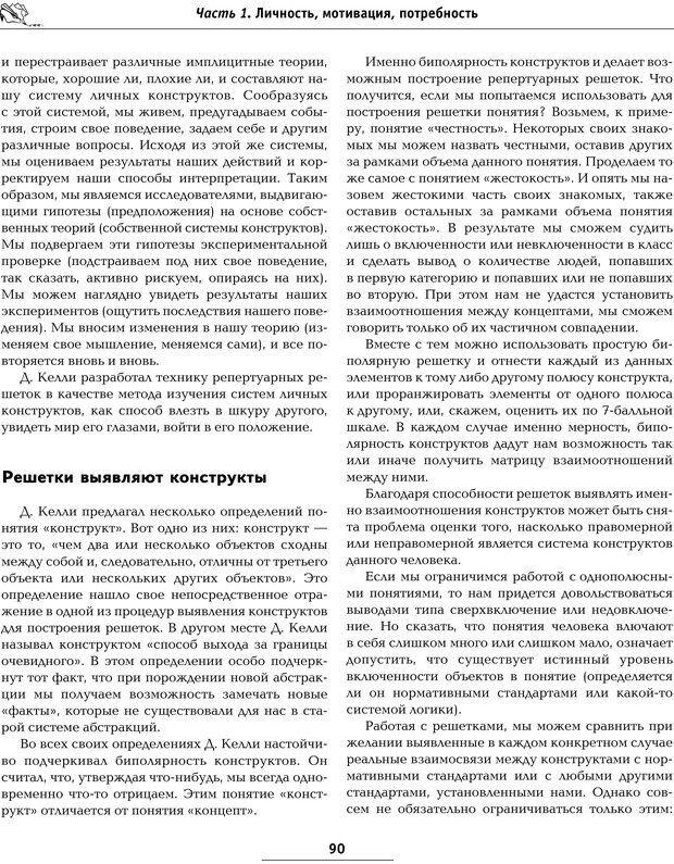 PDF. Большая энциклопедия психологических тестов. Карелин А. А. Страница 88. Читать онлайн
