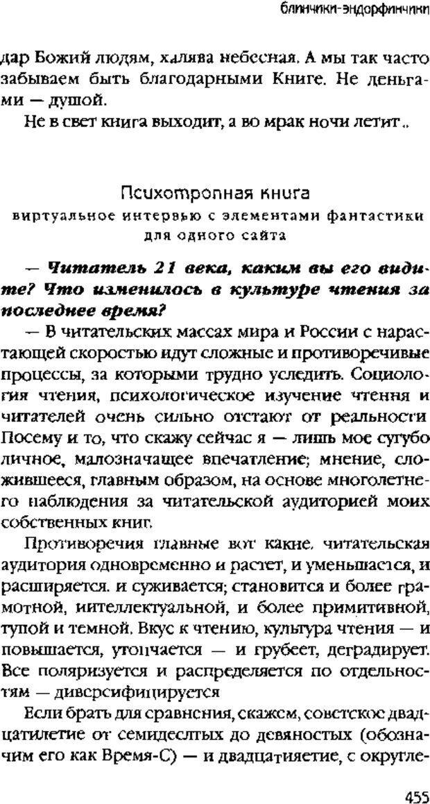 DJVU. Коротко о главном. Леви В. Л. Страница 455. Читать онлайн