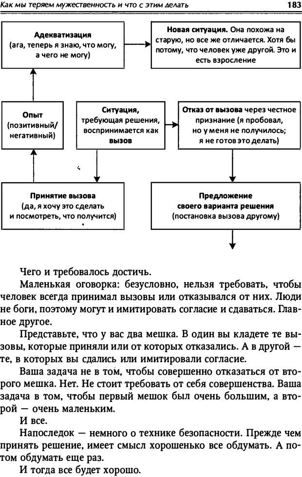 PDF. От мальчика до мудреца: мужские тайны. Зыгмантович П. Страница 184. Читать онлайн
