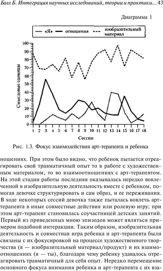 PDF. Арт-терапия. Хрестоматия. Копытин А. И. Страница 44. Читать онлайн