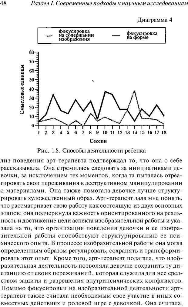 PDF. Арт-терапия. Хрестоматия. Копытин А. И. Страница 49. Читать онлайн