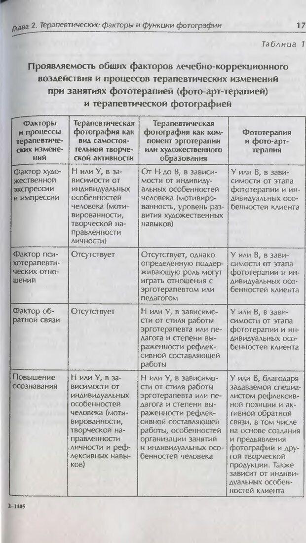 DJVU. Техники фототерапии. Копытин А. И. Страница 18. Читать онлайн