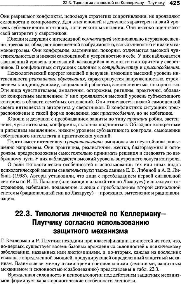DJVU. Психология индивидуальных различий. Ильин Е. П. Страница 433. Читать онлайн