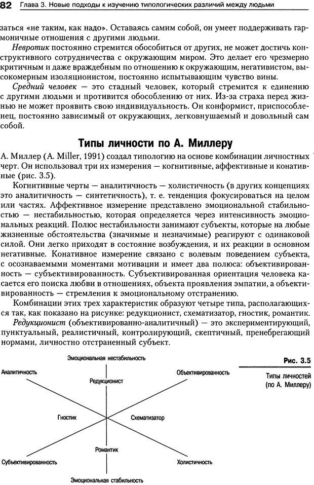 DJVU. Психология индивидуальных различий. Ильин Е. П. Страница 85. Читать онлайн