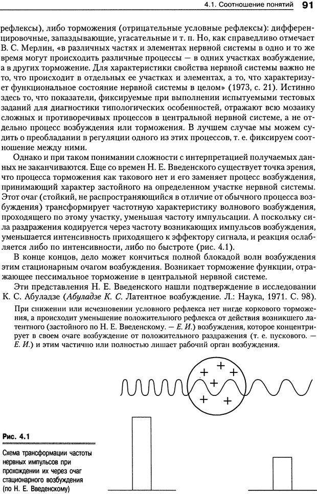 DJVU. Психология индивидуальных различий. Ильин Е. П. Страница 95. Читать онлайн