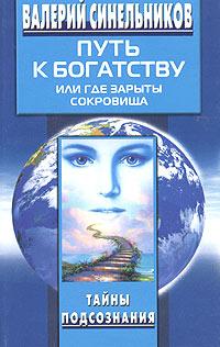"""Обложка книги """"Путь к богатству, или Где зарыты сокровища"""""""