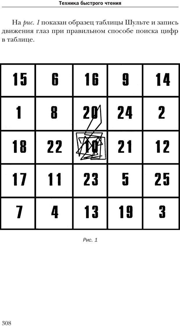 PDF. Техника быстрого чтения[самоучитель]. Андреев О. А. Страница 308. Читать онлайн