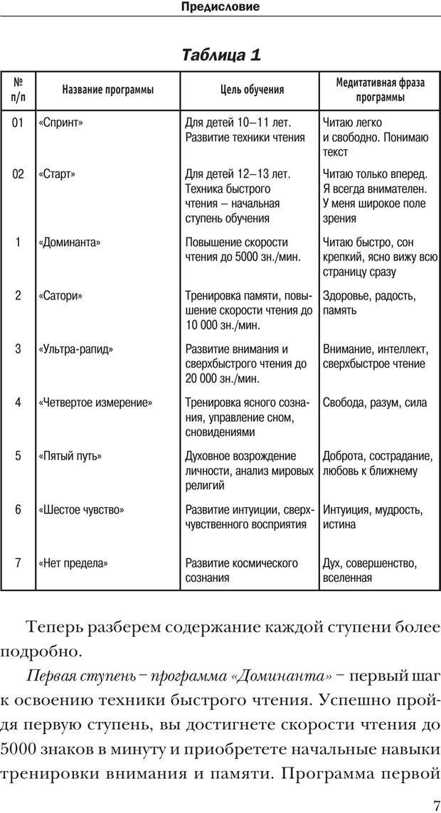 PDF. Техника быстрого чтения[самоучитель]. Андреев О. А. Страница 7. Читать онлайн