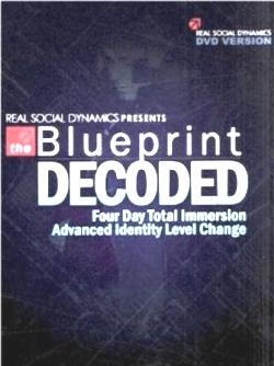 """Обложка книги """"The Blueprint / Блюпринт"""""""