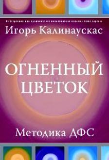 "Обложка книги ""Огненный цветок: методика ДФС"""
