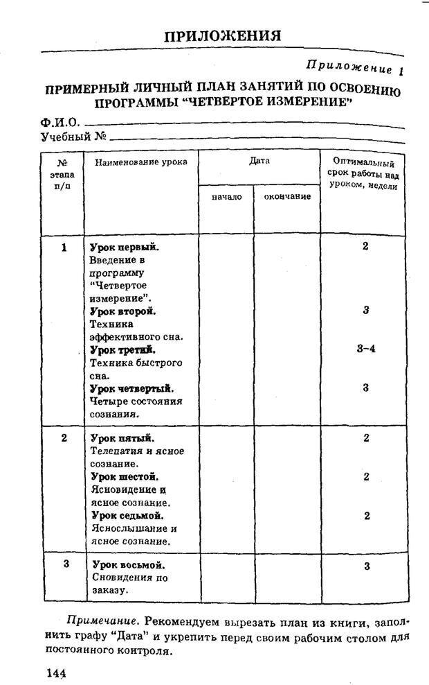 PDF. Управляю своим сном. Андреев О. А. Страница 142. Читать онлайн