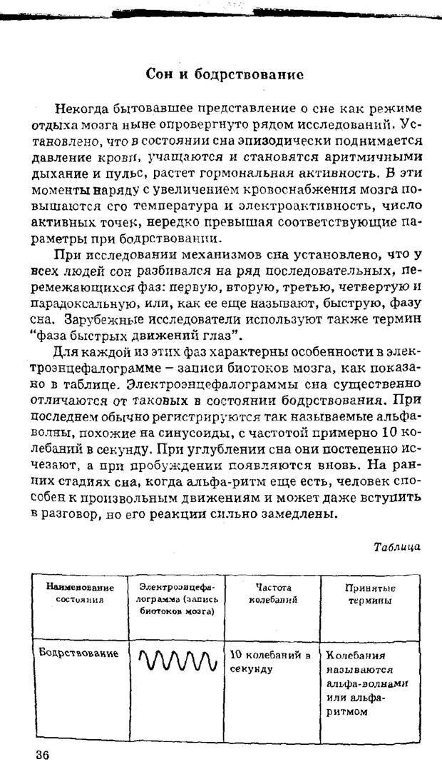 PDF. Управляю своим сном. Андреев О. А. Страница 35. Читать онлайн