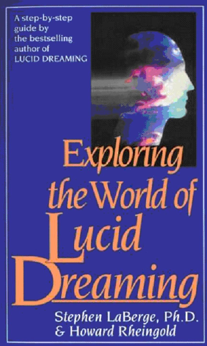 """Обложка книги """"Исследование мира осознанных сновидений"""""""