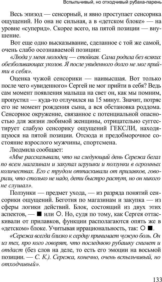 PDF. Среди людей. Соционика — наука общения. Кашницкий С. Е. Страница 130. Читать онлайн