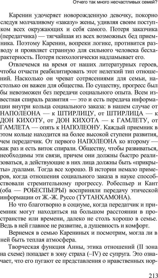 PDF. Среди людей. Соционика — наука общения. Кашницкий С. Е. Страница 209. Читать онлайн