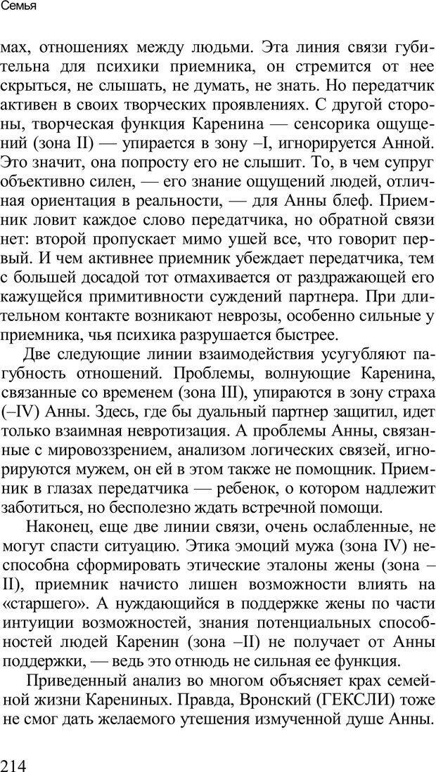 PDF. Среди людей. Соционика — наука общения. Кашницкий С. Е. Страница 210. Читать онлайн