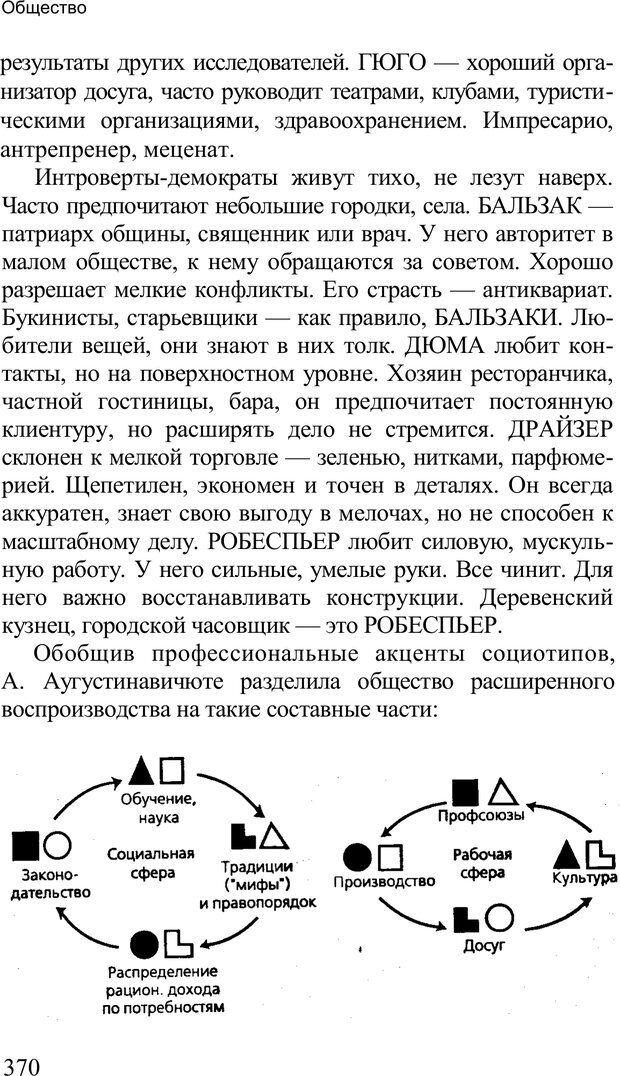 PDF. Среди людей. Соционика — наука общения. Кашницкий С. Е. Страница 365. Читать онлайн