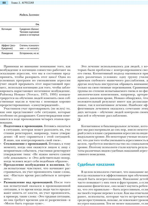 PDF. Социальная психология: Агрессия, лидерство, альтруизм, конфликты, группы. Чалдини Р. Б. Страница 87. Читать онлайн