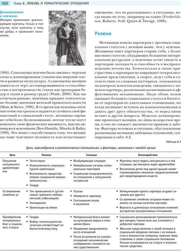 PDF. Социальная психология: Влияние, убеждение, самооценка, дружба, любовь. Чалдини Р. Б. Страница 321. Читать онлайн
